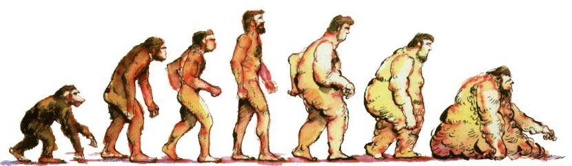 ¿DE VERDAD EVOLUCIONAMOS?