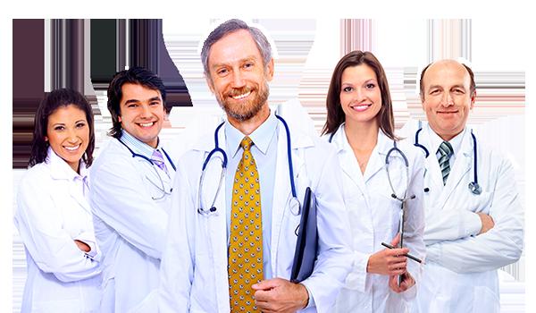 Doctores y nutriólogos: Profesionales en laenfermedad